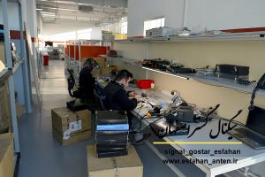 شرکت تکنیک ست ترکیه Tekniksat group