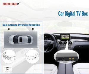 آموزش نصب آنتن گیرده دیجیتال خودرو ، نصب گیرنده دیجیتال برای توبوس و ون و خودرو