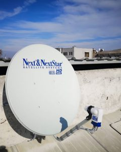 اجرای سیستم های آنتن مرکزی و ماهواره مرکزی در استان یزد