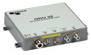 مبدل نوری FibSZ-ODU32 مورد استفاده در آنتن مرکزی فیبر نوری