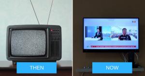 تفاوت تلوزیون دیجیتال و تلوزیون آنالوگ ، بررسی و رفع مشکلات گیرنده دیجیتال و تلوزیون دیجیتال